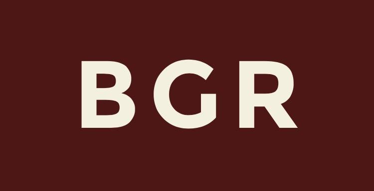 Eat BGR